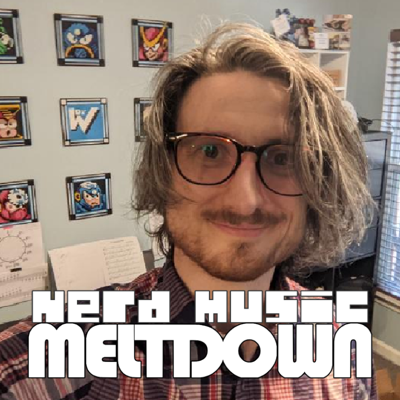 Cover art for NMM #75: MAGFest and Video Games in Concert with Nick Marinelli