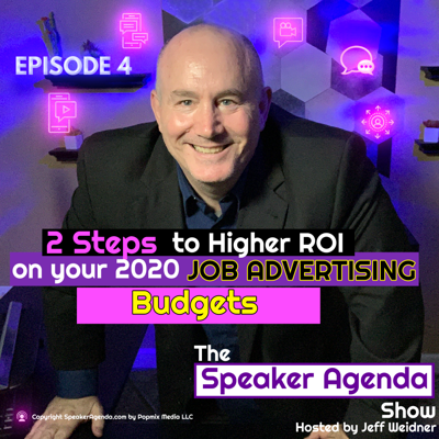 Cover art for 2 Steps to Getting Higher ROI from Your 2020 Job Advertising Budget