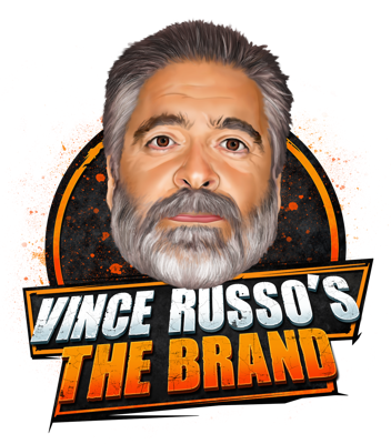 The official podcast of Vince Russo, controversial former head writer of WWE/WCW/TNA! Now host of his own show at the RelmNetwork.com.  The Brand, with unpredictable and fresh content including: interviews with superstars in sports and entertainment, episode by episode pro-wrestling reviews and much more!