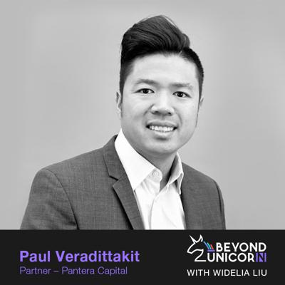 Cover art for [Investor Talk] Crypto as a new asset class with Paul Veradittakit from Pantera Capital