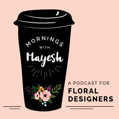 Each month, Yvonne Ashton and her flower friends get together to chat about flowers and floral design, answering your questions, discussing top social media news, and interviewing special guests to help keep you inspired! If you are a floral professional be sure to subscribe to this podcast.