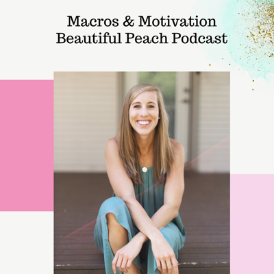 I'm your host, Caitlen Schmidt, here to help empower you to find your most unwavering love, beauty, and kindness for yourself inside and out!  I,  along with guest experts that I will be bringing onto my podcast, will be teaching you nutrition and macro tracking secrets, motivating the HECK out of you so you will want to leap up and start conquering all of your goals right away, and bringing you the light at the end of the tunnel so you can discover that self-love and truly become the most confident beautiful peach possible!! If you are ready to take a step, or massive leap closer to becoming the Confident, Empowered QUEEN I know you are, grab a pen and paper, or if your in the car or at the gym, bump up the volume just a little so we can drown out the gym grunters next to you and let's dive on in.