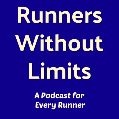"""Runners Without Limits is a podcast for every runner. From Novice to Advanced, we have unlimited potential and we all belong in this tribe. Heather and Jen are a coach/athlete duo that talk about all things running during this weekly podcast. As """"Adult-Onset"""" runners, these two friends provide support for one another and the running community through sharing their personal running victories and challenges."""