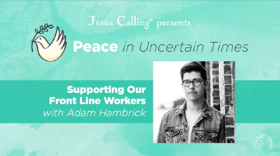 Cover art for Supporting Our Front Line Workers with Adam Hambrick