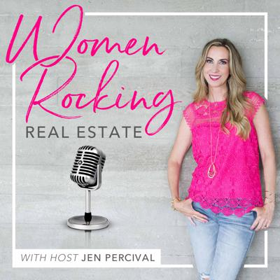 The Women Rocking Real Estate podcast is for women in real estate who are a little tired of the old-school tactics recommended by traditional real estate coaches and who are looking for advice on how to grow their business in a way that feels more authentic and natural.  Join Jennifer as she digs into the mindset, habits and online marketing strategies that will help you rock your real estate career.