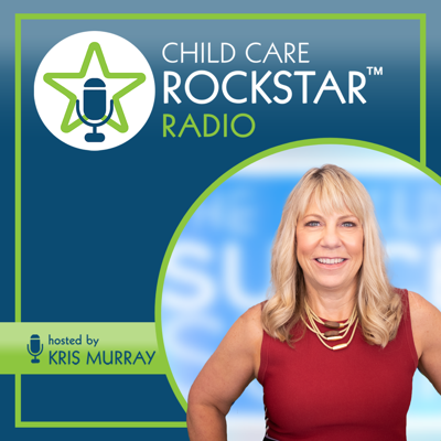Early learning leaders around the globe are breaking through challenges, leading the way in innovation, testing new best practices, and impacting children and families in a much more powerful and positive way than ever before.  Each week, tune in to top child care business guru Kris Murray on the Child Care Rockstar Radio podcast for interviews with early childhood leaders and experts that will leave you inspired to get to the next level of success, whatever that means for you.    Kris Murray is President of Child Care Marketing Solutions, and the Founder of the Child Care Success Academy, the world's largest and most comprehensive business coaching program for early childhood entrepreneurs and leaders.  She is the author of two top-rated books on early learning business, and the mom of two great kids.  She and her team are based in the mountains of Colorado.