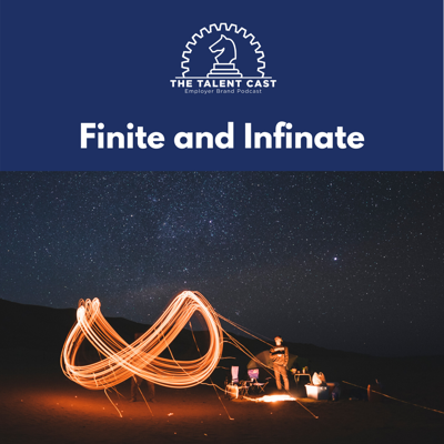 Cover art for Finite and Infinite