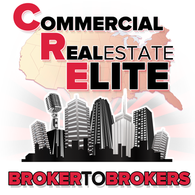 Commercial Real Estate Elite: Broker to Brokers is your leading resource for cutting edge commercial real estate strategies and resources from real brokers. Each week Justin Lamontagne will go state-to-state to uncover tools, tips and techniques straight from top performing commercial agents to help you stand out in this highly-competitive field. We'll also dive into the stories behind the deals, both successful and failed, and discuss what it means to do commercial real estate the right way. This show is by a broker, with brokers, for brokers. To ensure you don't miss an interview, join our mailing list or subscribe today at BrokerToBrokers.com.