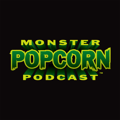 Cover art for Monster Popcorn 48: Harry Potter and the Half-Blood Prince