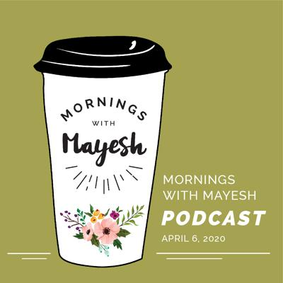 Cover art for Mornings with Mayesh: Growers During COVID-19