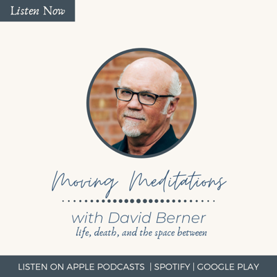 Cover art for Moving Meditation with David W. Berner