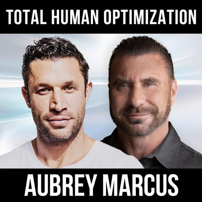 Cover art for Total Human Optimization with Aubrey Marcus