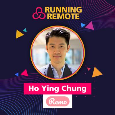 Cover art for Ho Yin Cheung, Founder & CEO, Remo