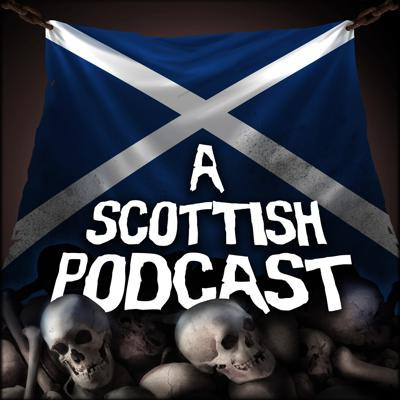 """'A Scottish Podcast' is a serialised modern audio drama.  It chronicles the story of Lee, a washed up former radio DJ who launches a paranormal investigation podcast.  Lee wants to see his show The Terror Files mentioned up there alongside podcasts like The Black Tapes, Limetown, and The Message. And he'll stop at nothing to achieve it.   Aided by his jaded musician pal Dougie, the pair travel the length and breadth of the country in search of Medieval Demon Kings and Lovecraftian Gods of the Sea.   So why not join them on this unique tour of the ancient and mystical lands of Scotland?   You'll walk through the long-forgotten catacombs under Edinburgh. Sail out to the lonely and abandoned island of St.Caillic. Visit dingy pubs, run-down industrial estates, and obscure non-league football grounds.    The show contains strong language, """"adult situations"""" (whatever that means), and isn't for the easily offended."""