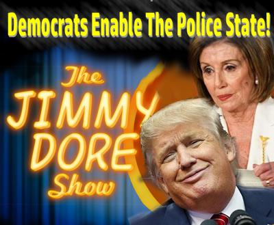 Cover art for Democrats Enable The Police State!
