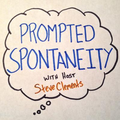 Prompted Spontaneity Podcast