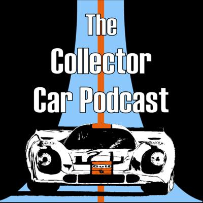 The Collector Car Podcast dives deep into upcoming auctions, recent marketplace trends and we hear from the experts.  We even manage to have some fun.  Greg Stanley is the gearhead in charge so join us on this automotive adventure every week!