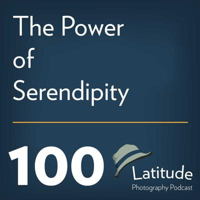 Cover art for The Power of Serendipity with Jeff Gusky