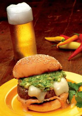 Cover art for Recipe of the Week - Beef Burger with Chili Butter Core