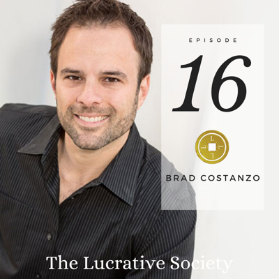 Cover art for 16. Brad Costanzo on Uncomfortable Happiness