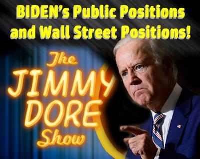 Cover art for BIDEN's Public Positions & WALL STREET Positions!