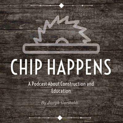 Cover art for Chip Happens #1: Ideas Worth Sharing