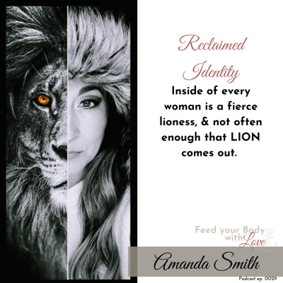 Cover art for Reclaim your identity with Amanda Smith, The Branding Rebel
