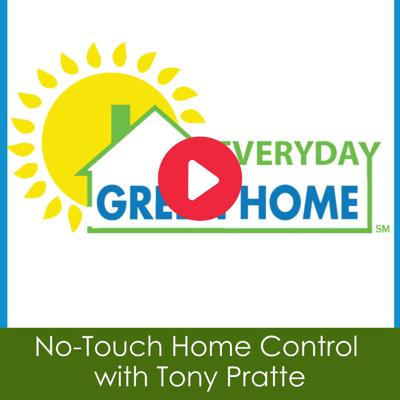 Cover art for No-Touch Home Control with Tony Pratte