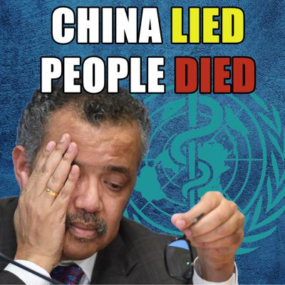Cover art for #66 World Health Organization Helped China Lie