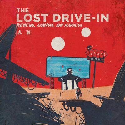 The 'Lost Drive-In' is the latest podcast from LSG Media and unlike anything you've heard in movie podcasting. Science fiction. Horror. Action schlock. Cult and B-movies. Every week Matthew and Dean watch a genre film and discuss it in a raw, honest, and often hilarious way. Their uncensored conversational style is less stuffy criticism, and more joking with your profane pals. You will howl with laughter and be occasionally shocked by a ridiculous statement or maybe even an unexpected insight. New episodes drop Mondays. Learn about bonus episodes at libertystreetgeek.net!