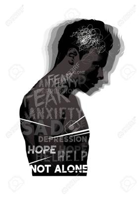 Cover art for Depression