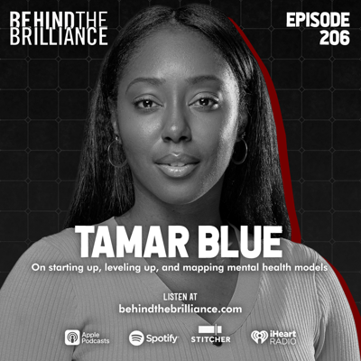 Cover art for 206 Tamar Blue on the Art and Science of Mental Wellness