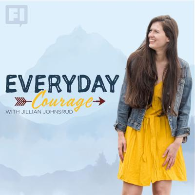 Want a life that's true to yourself and your values and dreams? The Everyday Courage podcast will help you get unstuck, find direction and overcome challenges. Using insights and humor from her professional and personal experience, Jillian Johnsrud will help you become a little more courageous every day in the choices you make to develop your career, your relationships, and your mindset.