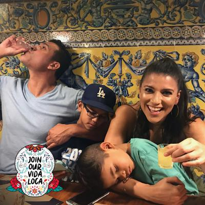 Join Our Vida Loca Family Travel Podcast