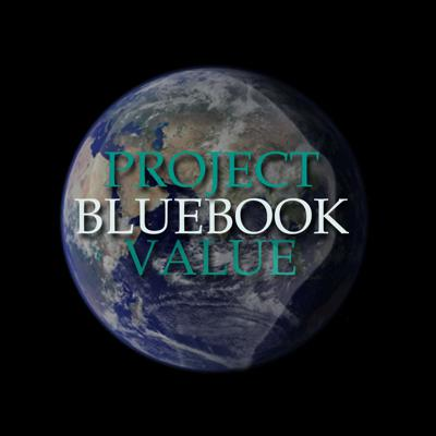 Project Blue Book Value