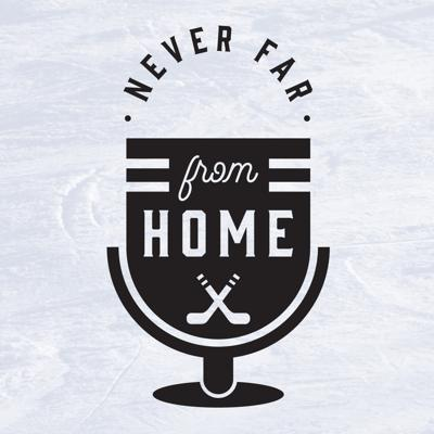 Cover art for Never Far from Home Ep. 34 - The Officials Circuit