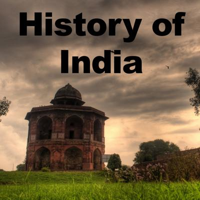 A light weekly podcast covering the history of India, from 6th century B.C.  Enjoying the podcast? Please consider donating to the Snehal Sidhu Memorial Fund (http://tinyurl.com/prkvwll)