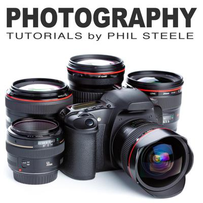 Photography tutorials - by Phil Steele