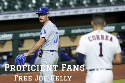 Cover art for Free Joe Kelly