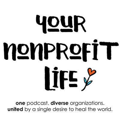 Cover art for S1E4: From Investment Manager to Invested Nonprofit CEO