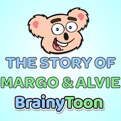 Cover art for The Story of Margo and Alvee: Pay it Forward