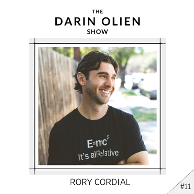Cover art for #11 Rory Cordial on Transforming Your Health Like Your Life Depends on It