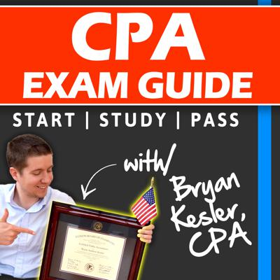 CPA Exam Guide Podcast   Learn How To Dominate The CPA Exam