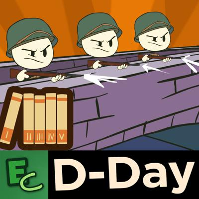 Cover art for Extra History: D-Day