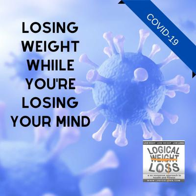 Cover art for Losing Weight While You're Losing Your Mind