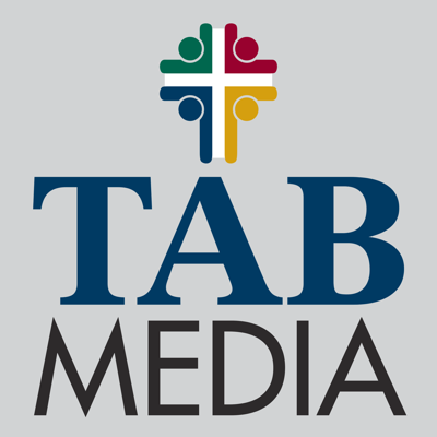 TAB Media is a podcast with 3 episodes per week: TAB Talks, TAB News and TAB Briefs  TAB Talks offers a radio-show-style format with co-hosts who discuss relevant issues and special ministries with guests connected to the topics.  TAB News is an audio digest version of The Alabama Baptist newspaper.  TAB Briefs is a weekly look at headlines from the world of faith-based news.