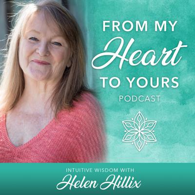 From My Heart to Yours is a show full of self-help insights, tools, warmth, compassion and fun, hosted by Helen Hillix, with 35 years experience as a Licensed Therapist and Intuitive Counselor. She will discuss everything regarding self-help, from sexuality, communication skills & life skills, mindfulness to meditation,  addiction recovery, spirituality and being authentically ourselves. No topic is off limits!