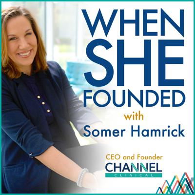 When She Founded