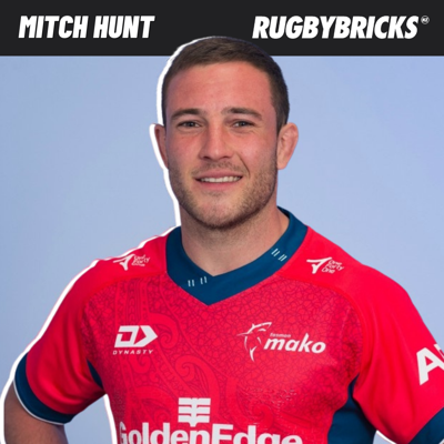 Cover art for #51:Mitch Hunt | How To Master Game Driving Ability & Kicking Strategy When Under Pressure.