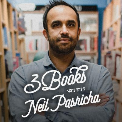 3 Books is a completely insane and totally epic 15-year-long quest to uncover the 1000 most formative books in the world. Each chapter is hosted live and in-person at the guest's preferred location by Neil Pasricha, New York Times bestselling author of The Book of Awesome, The Happiness Equation, Two-Minute Mornings, etc. Each chapter of 3 Books uncovers and discusses the three most formative books from one of the world's most inspiring people. Sample guests include: Judy Blume, David Sedaris, Chris Anderson of TED, the founder of the world's largest feminist magazine, the world's greatest Uber driver, Pete Holmes, Angie Thomas, and Malcolm Gladwell. Each of the 333 chapters is dropped on the exact minute of every single new moon and full moon until September 1, 2031. 3 Books is an Apple